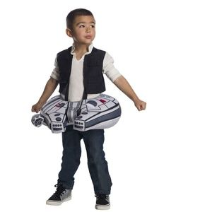 Toddler Star Wars Millennium Falcon Halloween Cost
